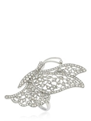 Perlota Marquise Butterfly Ring