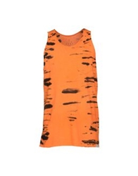 Altamont T Shirts Orange
