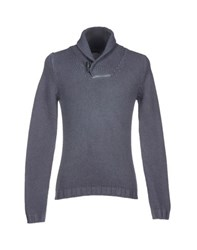 Bellwood Knitwear Jumpers Men Grey