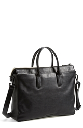 Ben Minkoff 'Brompton' Leather Briefcase