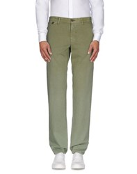 Incotex Red Trousers Casual Trousers Men