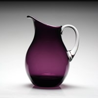 William Yeoward Country Amethyst Water Pitcher