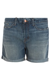 J Brand Boyfriend Rolled Shorts