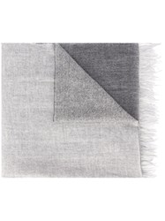 Dondup Gradient Scarf Grey