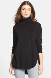 Chelsea 28 Women's Chelsea28 Turtleneck Sweater Black