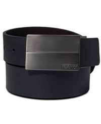 Kenneth Cole Reaction Reversible Plaque Big And Tall Belt
