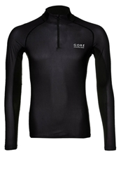 Gore Running Wear Long Sleeved Top Black