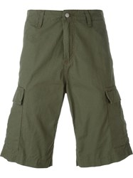 Carhartt Regular Cargo Shorts Green