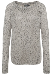 Ltb Lemur Jumper Grey White Mottled Grey