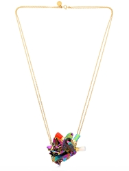 Clementine Henrion Ein Stein On The Beach Necklace Multi
