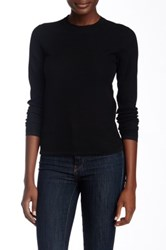 Marc By Marc Jacobs Moving Ribs Long Sleeve Sweater Black