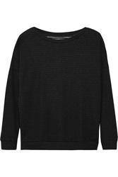 Majestic Cotton Blend Jersey Top