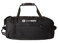 Pacsafe Duffelsafe At45 Anti Theft Carry On Adventure Duffel Black Duffel Bags