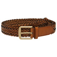 Mulberry Braided Belt