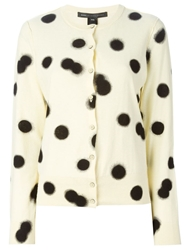 Marc By Marc Jacobs Dotted Cardigan