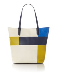 Dickins And Jones Harlow Tote Handbag Multi Coloured Multi Coloured