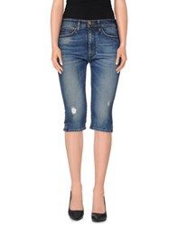 Cycle Denim Denim Bermudas Women