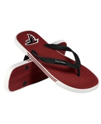 Forever Collectibles Atlanta Falcons Thong Sandals