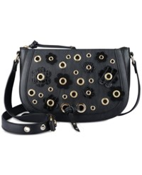 Nine West Evelina Crossbody Black