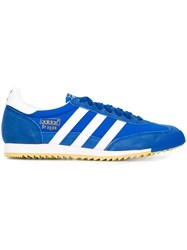 Adidas 'Dragon Vintage' Sneakers Blue