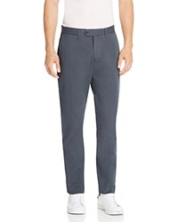 Todd Snyder Twill Straight Fit Chino Pants Midnight