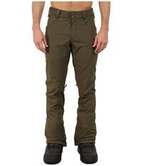Burton Twc Greenlight Pant Keef Men's Casual Pants Olive