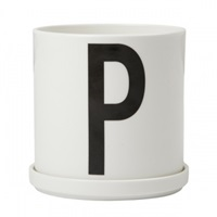 Design Letters Arne Jacobsen Plant Pot Herb Flower Pots Outdoor Finnish Design Shop