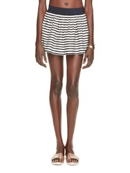 Kate Spade Nahant Shore Pleated Skirt Cover Up