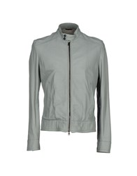 Patrizia Pepe Coats And Jackets Jackets Men Green