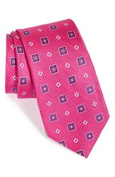Men's Nordstrom Medallion Silk Tie