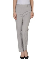 Valentino Roma Casual Pants Light Grey