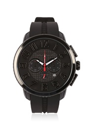 Tendence Gulliver 47Mm Black Chrono Watch