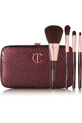 Charlotte Tilbury Magical Mini Brush Set Colorless