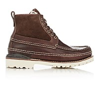 Visvim Men's Grizzly Boots Brown