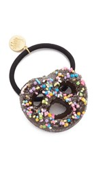 Venessa Arizaga Sweet And Twisted Hair Tie Brown Multi