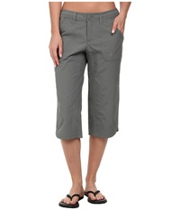 The North Face Horizon Ii Capri Sedona Sage Grey Women's Capri Gray