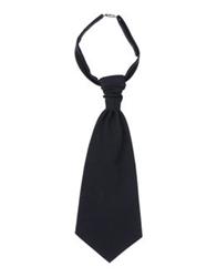 Carlo Pignatelli Cerimonia Ties Dark Blue