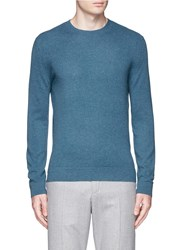 Theory 'Vetel' Cashmere Sweater Blue
