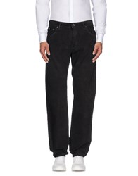 Boss Black Trousers Casual Trousers Men Steel Grey
