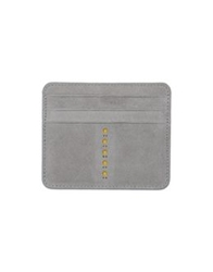 Doucal's Document Holders Grey