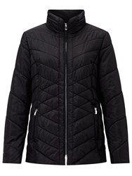 Gerry Weber Quilted Padded Jacket Black