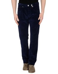 Sartoria Tramarossa Casual Pants Dark Blue