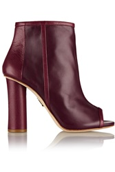 Maiyet Leather Ankle Boots