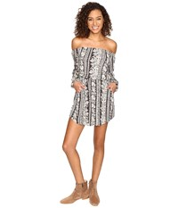 Billabong Scenic Roads Dress Off Black Women's Dress