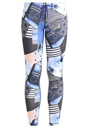 Roxy Stay On Tights Blue
