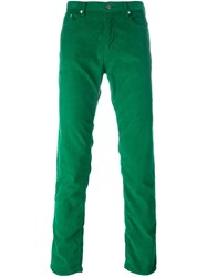 Paul Smith Ps Corduroy Pants Green