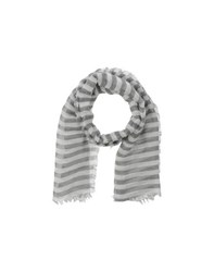 Paolo Pecora Accessories Oblong Scarves Men White