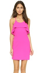 Susana Monaco Philomena Dress Pink Glo