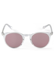 Oliver Peoples Vintage 'Sir O'malley' Sunglasses White