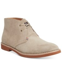 Tommy Hilfiger Stetsen High Boots Men's Shoes Pewter